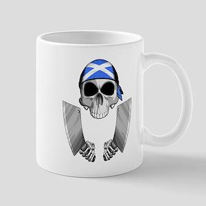 Scottish Butcher Mugs