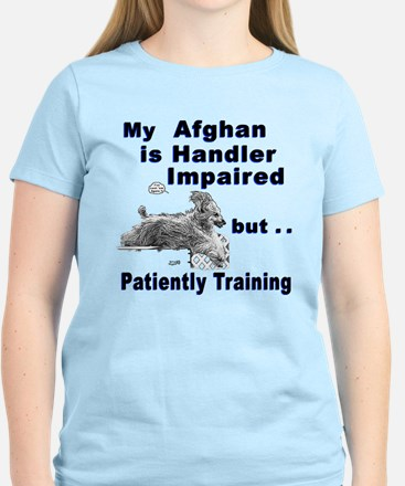 Afghan Agility Women's Light T-Shirt