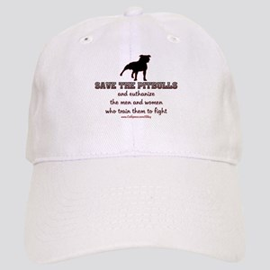 Save The Pit bulls Cap