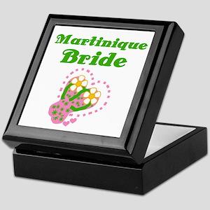 Martinique Bride Keepsake Box