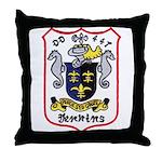 USS JENKINS Throw Pillow