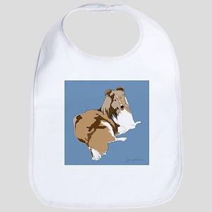 The Artsy Dog Bib