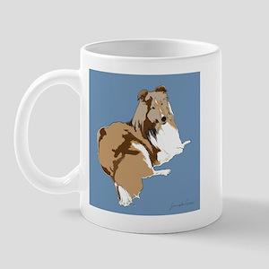The Artsy Dog Mug