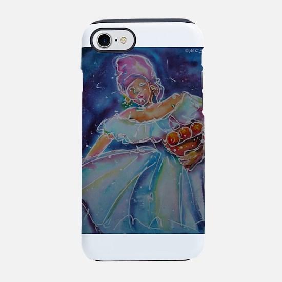 woman copy.png iPhone 7 Tough Case