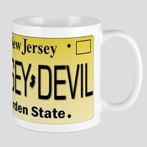 Jersey Devil NJ Tag Gifts Mugs