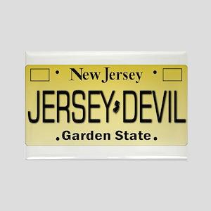 Jersey Devil NJ Tag Gifts Magnets