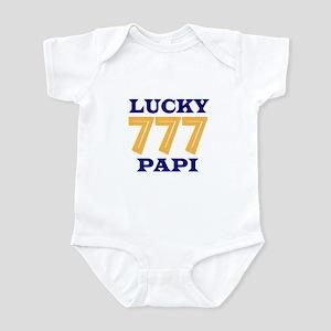 Lucky Papi Infant Bodysuit