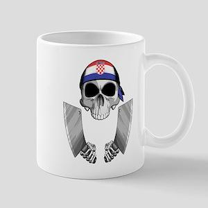 Croatian Butcher Mugs