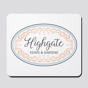 Highgate Estate Wedding & Events Mousepad