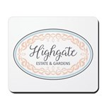 Highgate Estate Wedding & Events Mousepad
