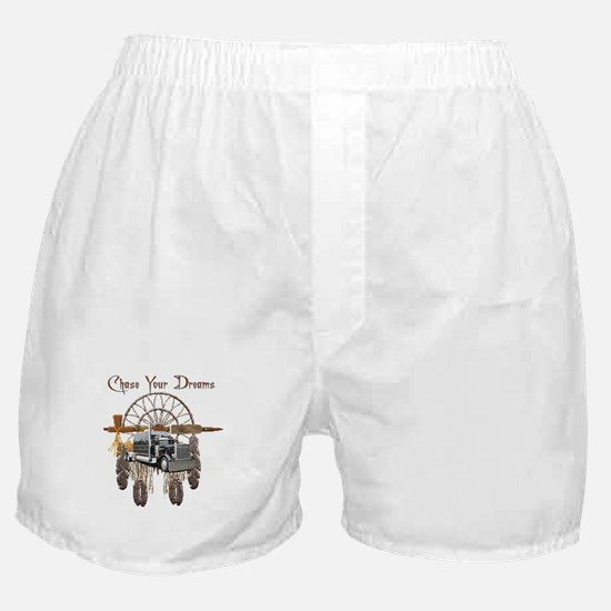 Chase Your Dreams Boxer Shorts