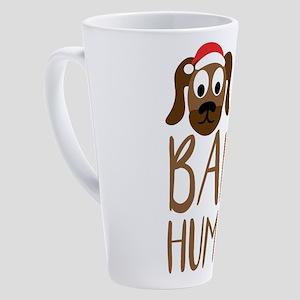 Bark Humbug 17 oz Latte Mug