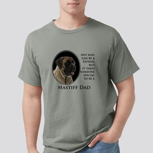 Mastiff Dad T-Shirt