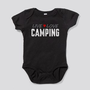 Live Love Camping Baby Bodysuit