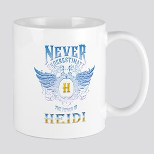 heidi Mugs