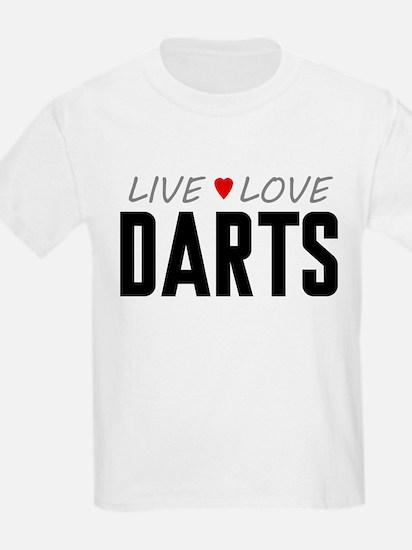 Live Love Darts T-Shirt