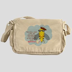 Righteous Messenger Bag