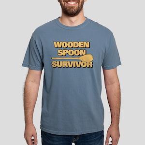 Wooden Spoon Survivor Mens Comfort Colors Shirt