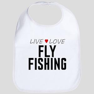 Live Love Fly Fishing Bib