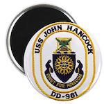 USS JOHN HANCOCK Magnet