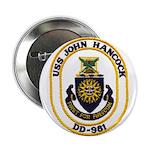 "USS JOHN HANCOCK 2.25"" Button"