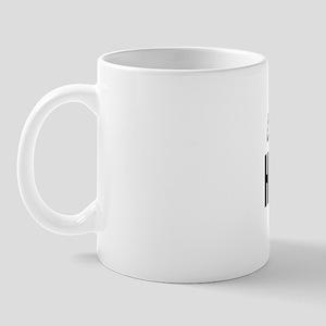 Live Love Hand Ball Mug