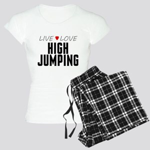Live Love High Jumping Women's Light Pajamas