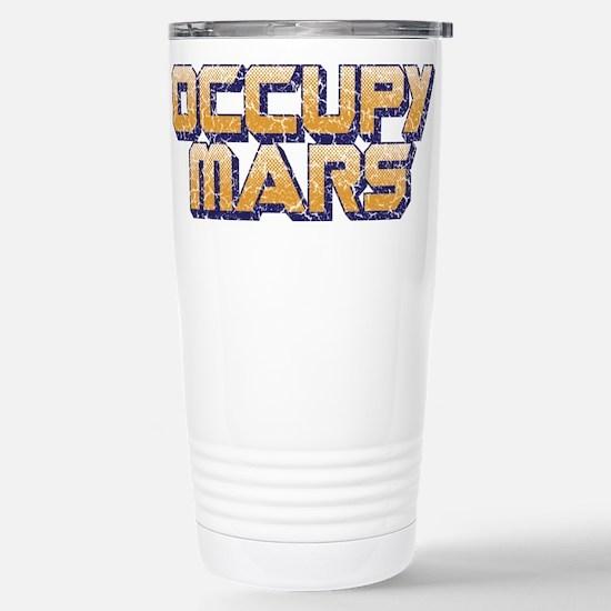 Occupy Mars Travel Mug