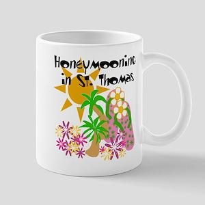 Honeymoon St. Thomas Mug