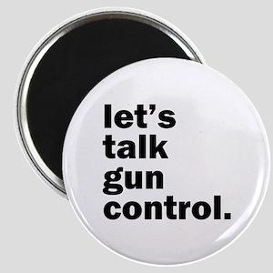 Gun Control Magnet