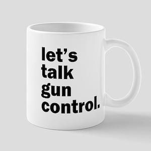 Gun Control 11 oz Ceramic Mug