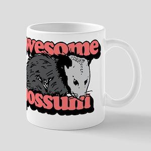 Awesome Possum 11 oz Ceramic Mug