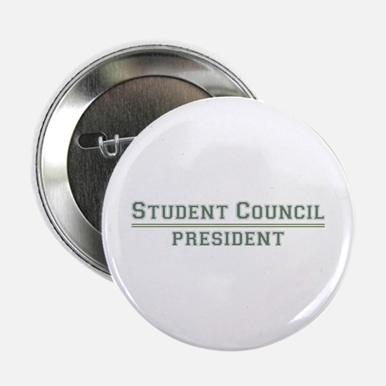 Student Council President Button