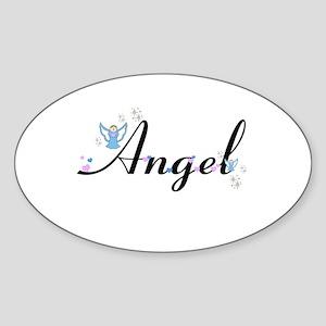 Personalizable Cute ANGEL Sticker