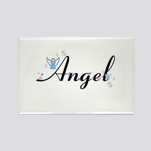 Personalizable Cute ANGEL Magnets