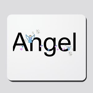 Personalizable Cute ANGEL Mousepad