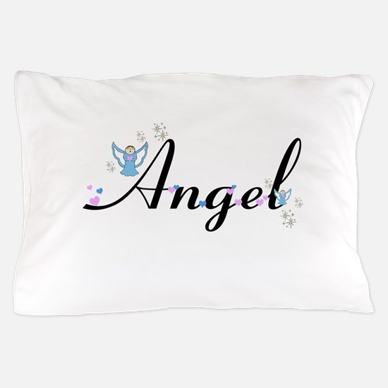 Personalizable Cute ANGEL Pillow Case