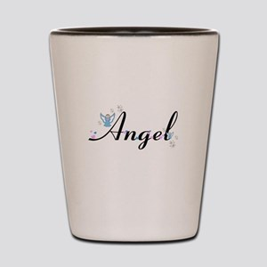 Personalizable Cute ANGEL Shot Glass
