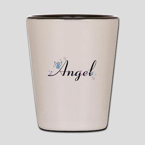 Personalizable Cute ANGEL Shot Glass