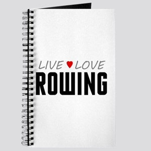 Live Love Rowing Journal