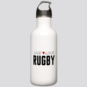 Live Love Rugby Stainless Water Bottle 1.0L