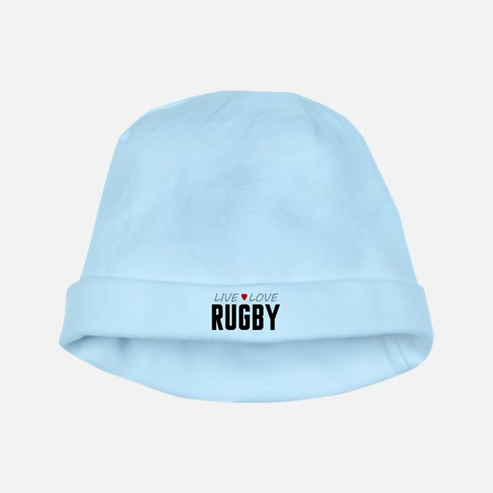 Live Love Rugby Infant Cap