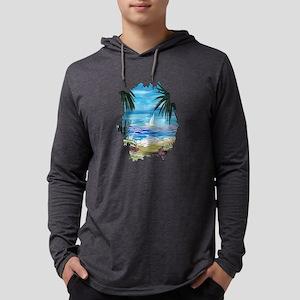 Caribbean Getaway Long Sleeve T-Shirt