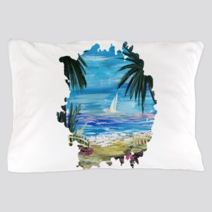 Caribbean Getaway Pillow Case