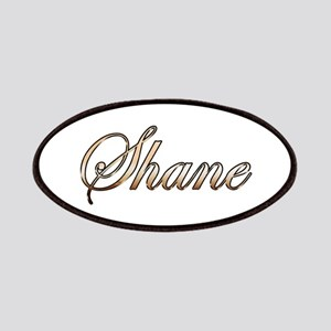 Gold Shane Patch