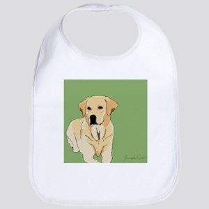 The Artsy Dog Lab Series Bib