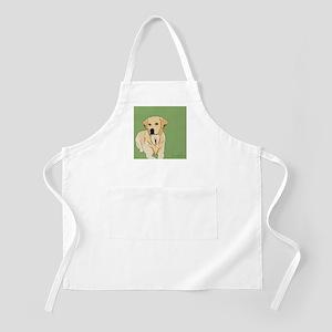 The Artsy Dog Lab Series BBQ Apron