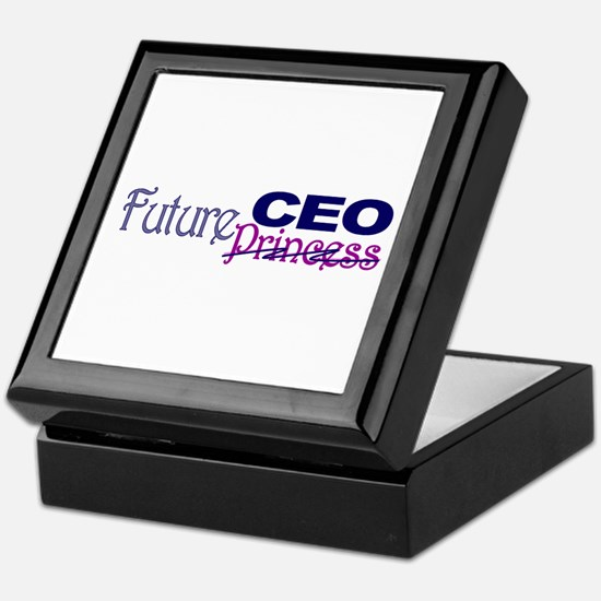 Future CEO Keepsake Box