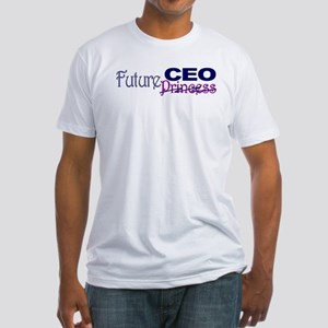 Future CEO Fitted T-Shirt