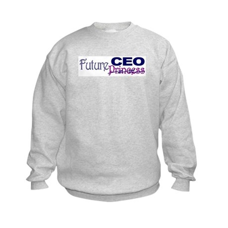 Future CEO Kids Sweatshirt
